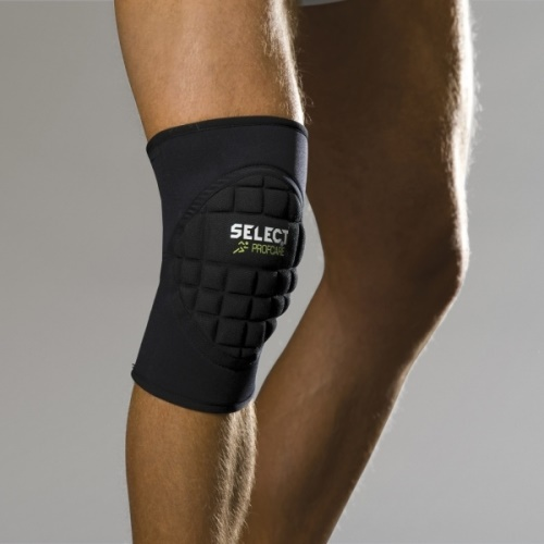 SELECT Knee support w/pad