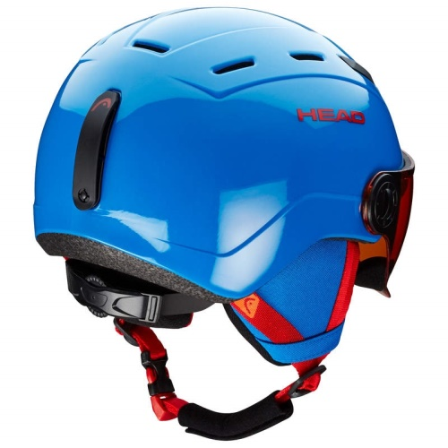 HEAD Mojo Visor Blue 19/20